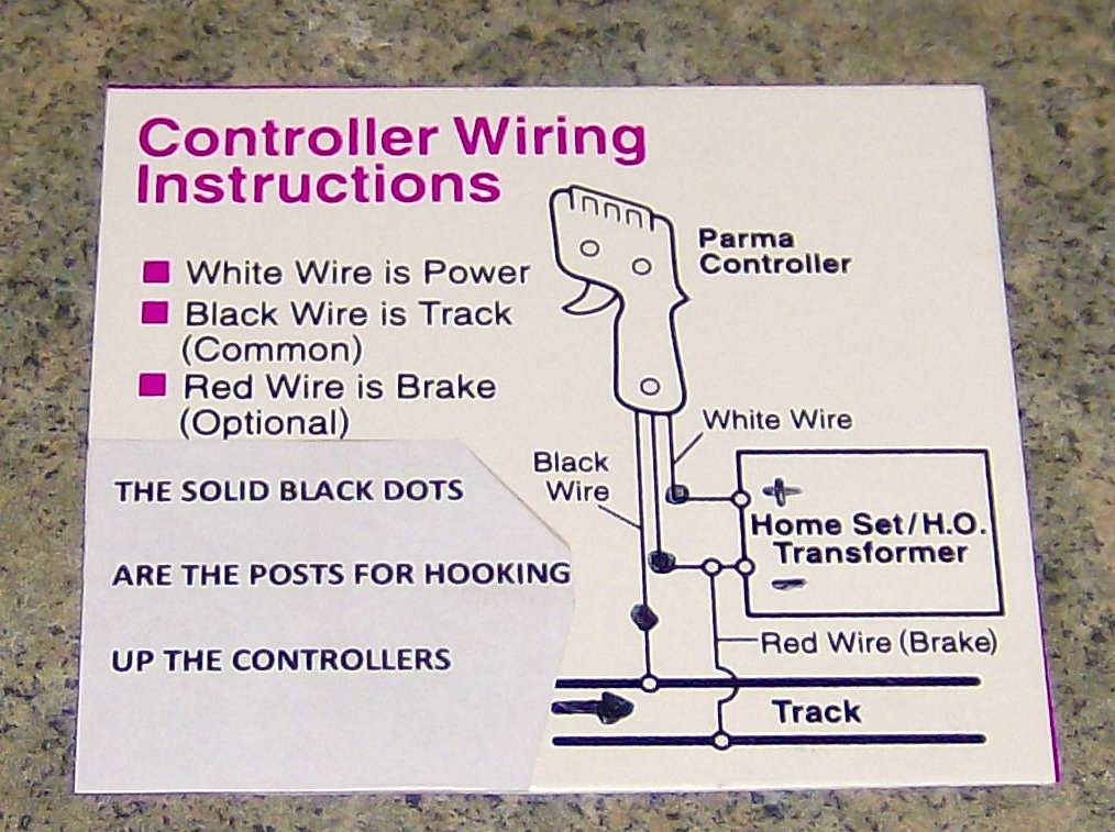 WIRING ho slot cars tyco ho slot cars 440x2 440 hp7 slot car wiring diagram at highcare.asia